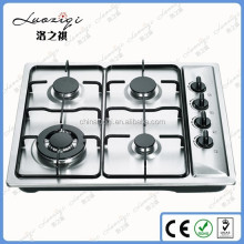4 Burners/ Rings Gas Electric Combination Cooker with Sabaf Burner