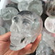 Wholesale Natrual Carved Quartz Crystal Skulls