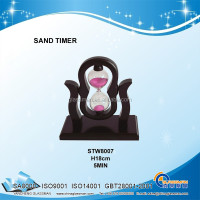 STW8007 Magnetic Timer Sand Hourglass Timer Clock Office Home Decor Best Gift