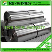Aluminum foil roll 100mm for lithium battery raw materials