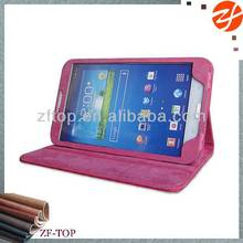 standing folio leather case for galaxy tab 3 8.0 T310 T311,galaxy tab 3 8.0