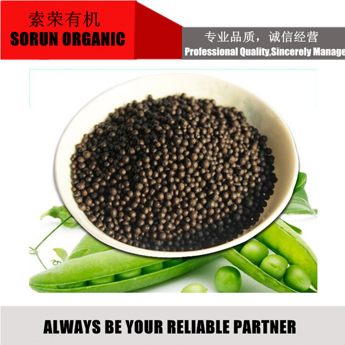 Humic Acid Granule For Soil Improvement From China