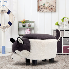 Best selling dog ottoman or stool with storage in 2018