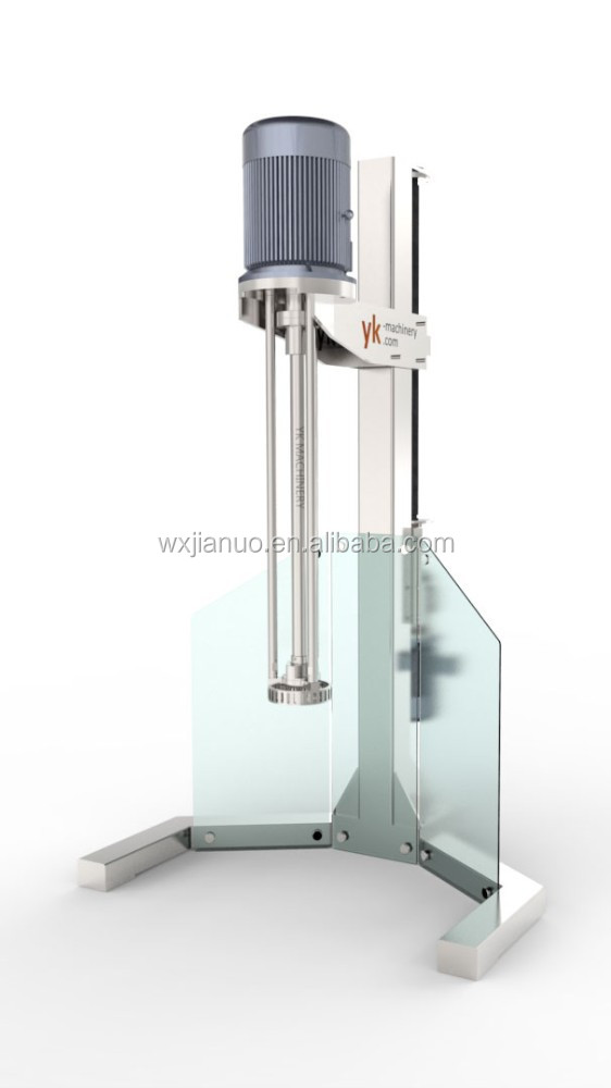LR series high shear homogenizer mixer