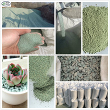 Feed Grade Natural Zeolite Clinoptilolite Mineral for Lawn Soil & Organic Farming