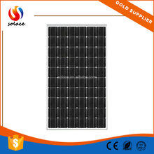led rechargeable new price per watt solar panels