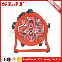 180-2600 W zhejiang portable ventilator/ventilation fan