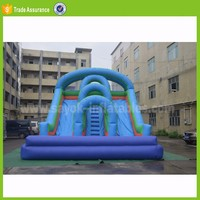 giant commercial inflatable dry slide for sale adult size inflatable water slide