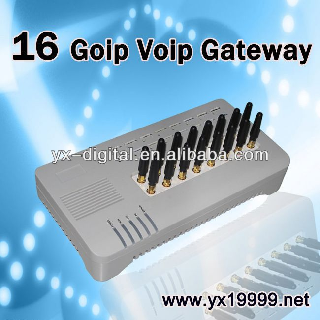 hot sale ! 16 goip for call terminal sip voip gsm arena