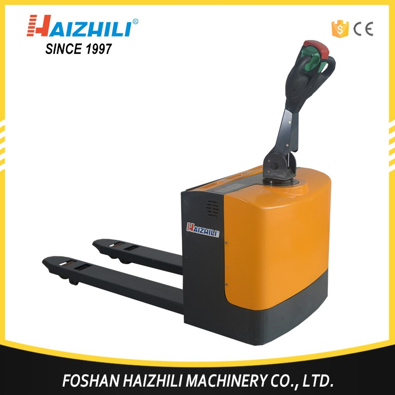 Factory price general industrial equipment 1.5ton ac electric pallet truck