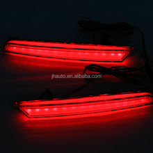 Car LED Rear Bumper Reflector Light for 2009 Honda Odyssey