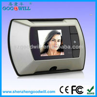 2.4 inch door viewer magnifier GW601A-3 China Shenzhen Goodwill Factory