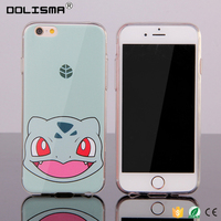 Pokemon Cute Cartoon Phone Cover Case for iPhone6s,Customize Your Pokemon