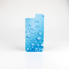 Water drop tempered tpu mobile phone case for new model mobile phone new