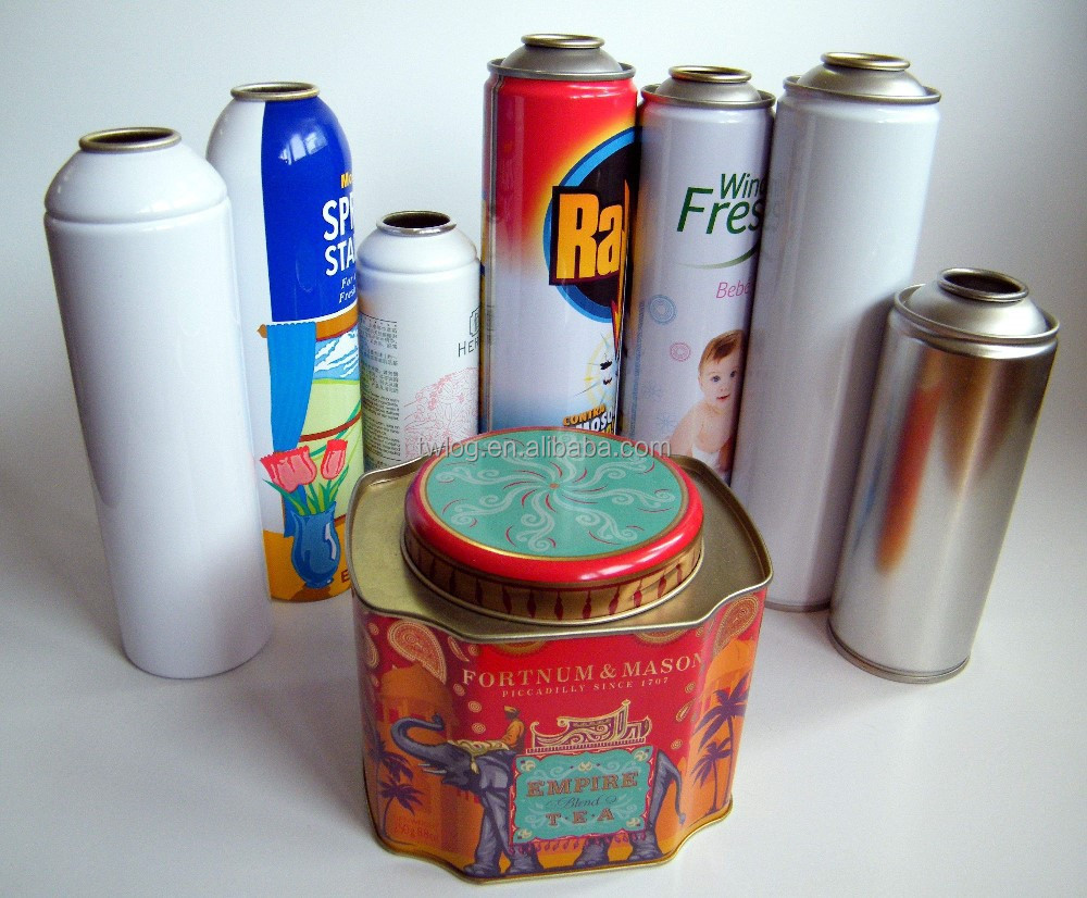 Tin-plated and Aluminum Cans