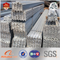 Q195-Q420 Series Construction Equal & Unqual Steel Angle Bar Hot Rolled Angle Bar Equal Steel Iron L Profile