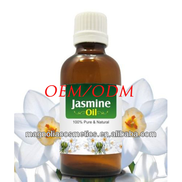Jasmine moisturizing and softening essential oils