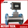 4-20ma/ pulse turbine gas flow meter lpg gas flow meter Metery Tech.China