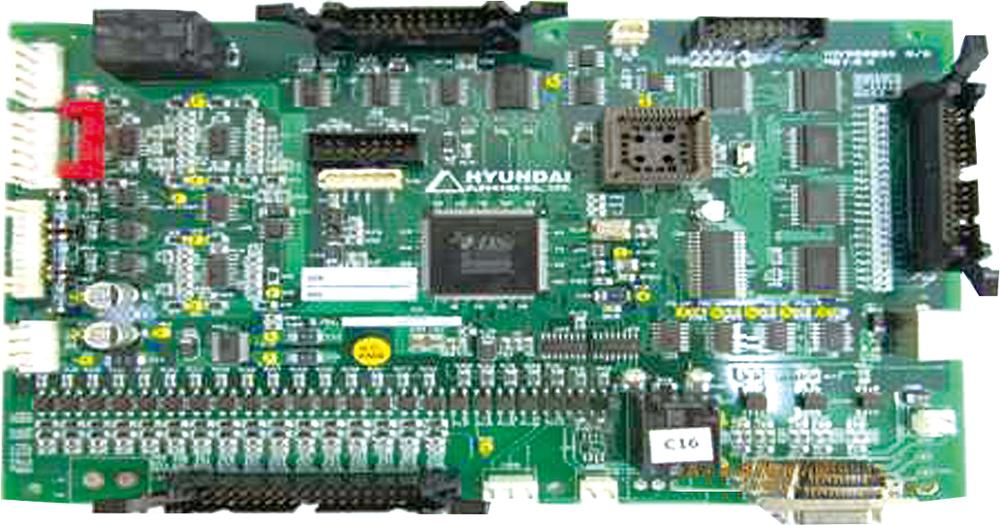 PC Board CCB-7 PCB For HYUNDAI Elevator parts