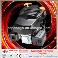 140CC 4HP Hot Sale Air Cooling Gasoline Engine Vertical Shaft