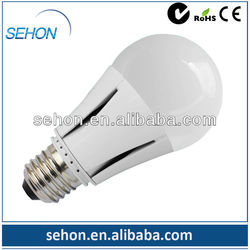 china led bulbs best sale 6W 2835 smd led dimmable lampadas led ce e27
