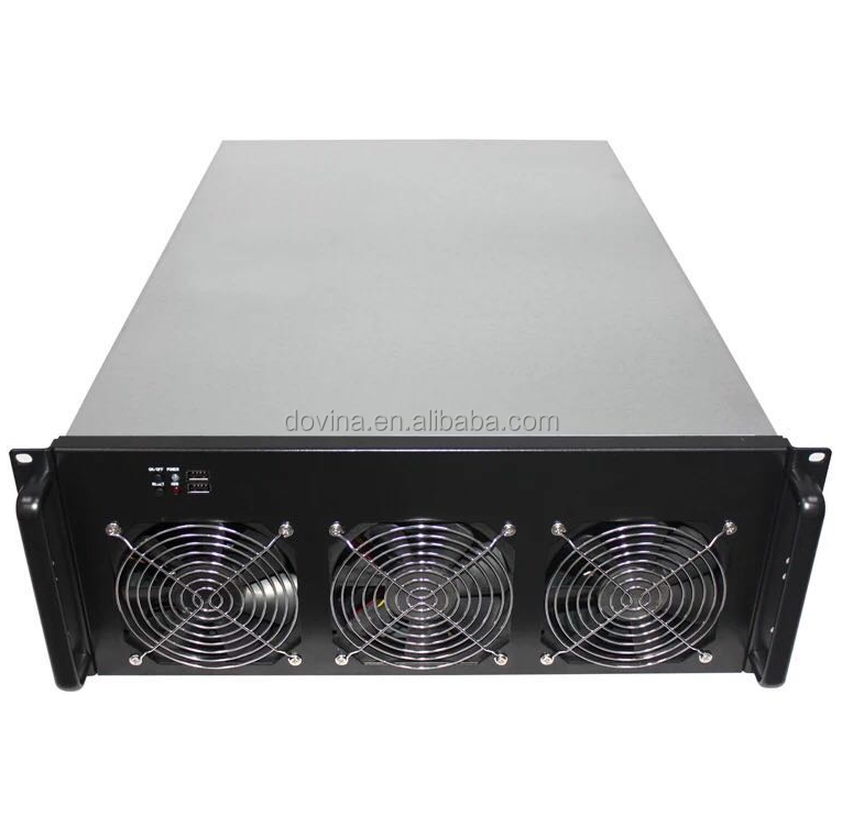 high hashrate 6*p106-100 6g mining machine for bitcoin and ethereum mining