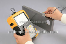 Doppler slim design portable conventional flaw detector