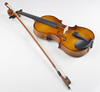V-80S-MB 1/4 1/2 3/4 4/4 size prices of solid violin china fitness