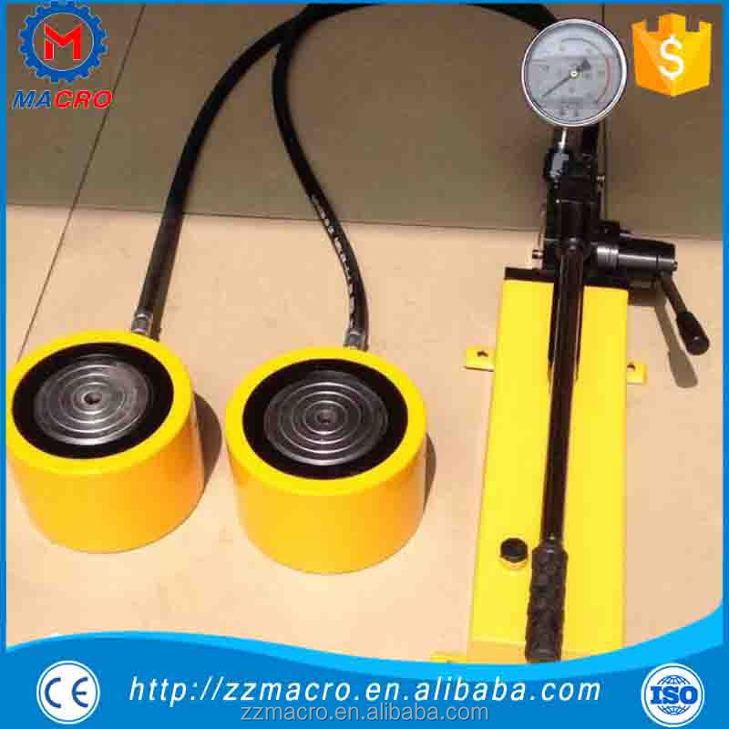 RC Series of Single Acting hydraulic jack cylinder