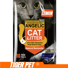 Activated Charcoal Bentonite Cat Litter Unscented 25 Pound NEW