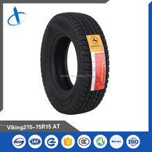 Light truck tyre SUV tyre Continental Viking tyre TERATECH AT, LT215/75R15, LT235/75R15
