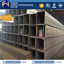 alibaba website ! 9mm ms square tube alibaba shopping website hot square steel pipe with high quality