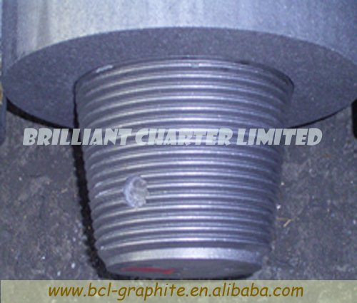 Graphite Anode machining parts and graphite electrode scraps