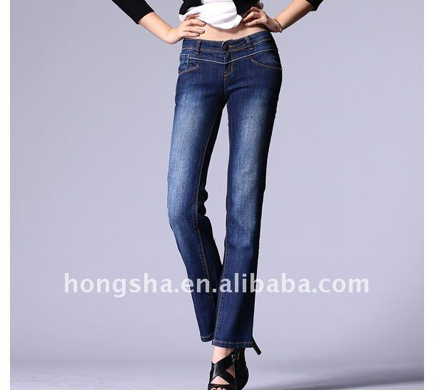 pure cotton jeans HSJ002