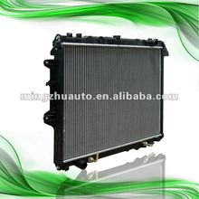 Car Aluminum Radiator For Toyota Fortuner 1998-2004