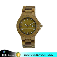 2015 Fashion wooden wrist watches for men, alibaba express hot sale bamboo wood watch