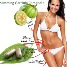 Natural loss weight garcinia extract HCA complex garcinia cambogia capsules