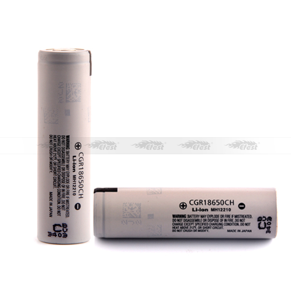 High quality CGR18650 2250mah battery cgr 18650 ce li-ion battery