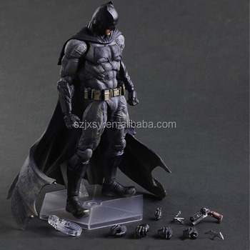 Batman vs superman action figure customized america film characters