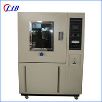 Programmable Touch Screen IP5 Dust Test Chamber