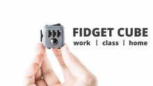 Stress Relief Solution Reinvented 2017 Best Christmas Gift Fidget Cube