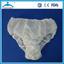 hospital non woven disposable panties for men /women