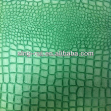 PU / PVC Rexine Leopard Leather Stocklot For Bags (PU/PVC Para Bolso)