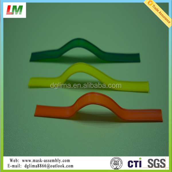double wire clipband for bag closure
