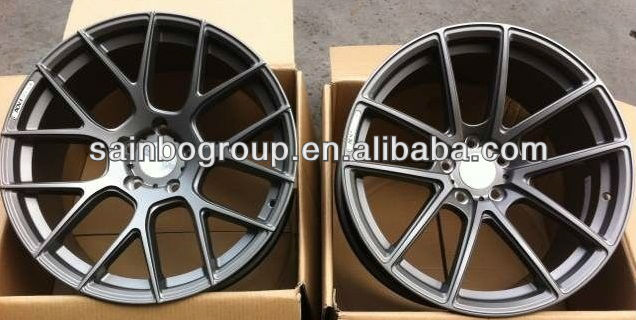 High quality popular car alloy wheels from 14~19 inch F80135
