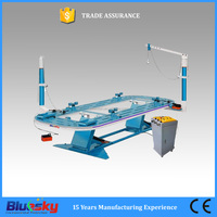 auto collision straightening machine/straightener/pull post/car body repair kit