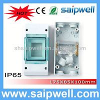 (SPS-3 Ways) high quality waterproof IP65 plastic electrical enclosure distribution box