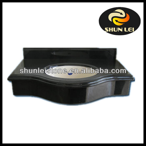 China supply round shape stone countertop for distributors