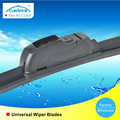 Universal Flat Wiper Blades Bosch Type for Auto Vehicles Cars