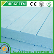 Ourgreen CO2 Low Density Extruded Polystyrene Foam Board for Roof Insulation